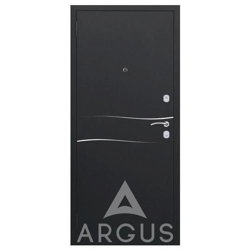 """Входные двери «Входная дверь АРГУС , отделка """" Рига """"»"""