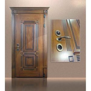 """Входные двери «""""Классика """"-массив дуба» в Саратове"""