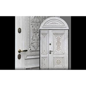 Входные двери «Двустворчатая дверь 5» в Саратове