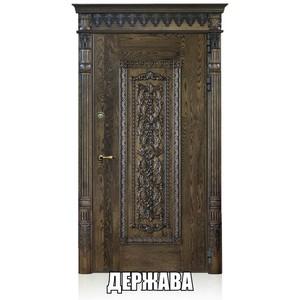 """Входные двери «""""Держава""""» в Саратове"""