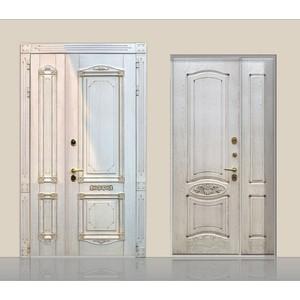 Входные двери «Двустворчатая дверь 2» в Саратове