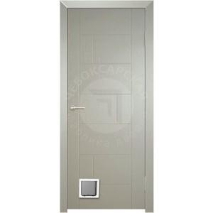 Межкомнатные двери «Дверь с лазом» в Саратове