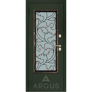"""Входные двери «Двери с окнами . Модель """"БОСКА""""» в Саратове"""