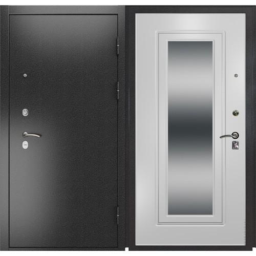 Входные двери «7,5  Гарда муар зеркало фацет»