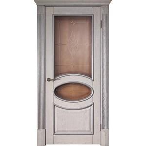 Межкомнатные двери «Алина с багетом» в Саратове