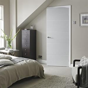 Двери в стиле хай-тек, модерн
