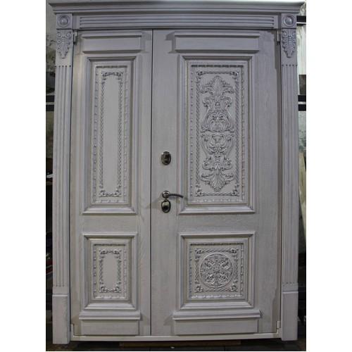 Входные двери «Двустворчатая дверь 4»