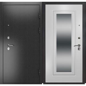 Входные двери «7,5  Гарда муар зеркало фацет» в Саратове