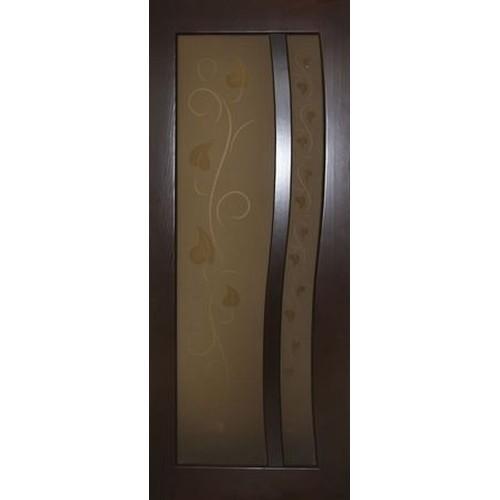 Межкомнатные двери «Волна»