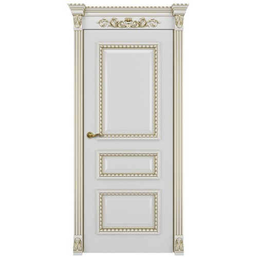 Межкомнатные двери «Прага с декором»