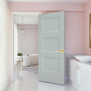 Влагостойкие двери для ванной и туалета