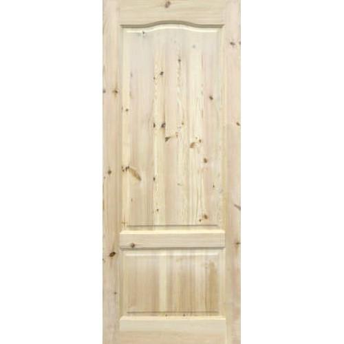 Межкомнатные двери «Эконом-1 (под покраску)»