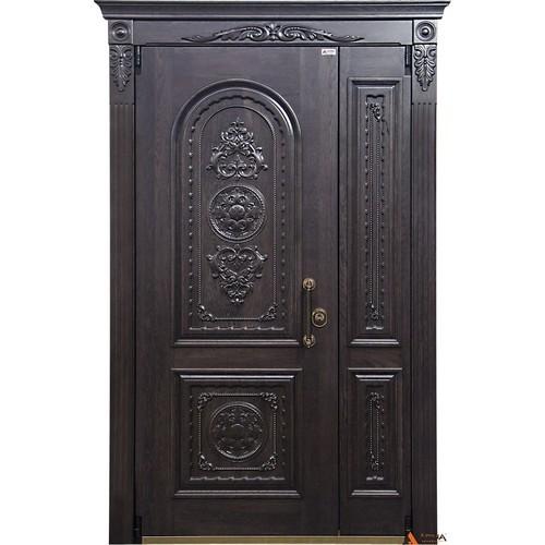 Входные двери «Двустворчатая дверь 6»