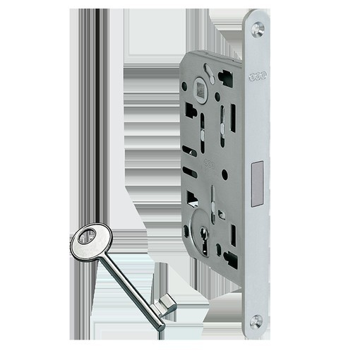 Дверные механизмы и фурнитура «замок AGB»