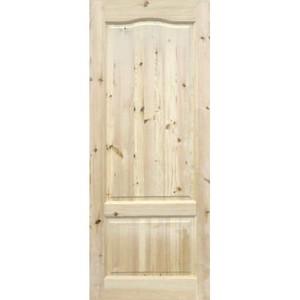 Межкомнатные двери «Эконом-1 (под покраску)» в Саратове