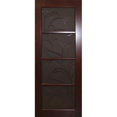 Межкомнатные двери «Кристалл 2»