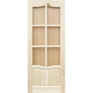 Межкомнатные двери «Эконом-2 (под покраску)» в Саратове
