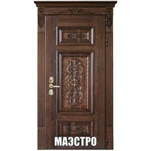 """Входные двери «""""МАЭСТРО"""" -массив дуба» в Саратове"""