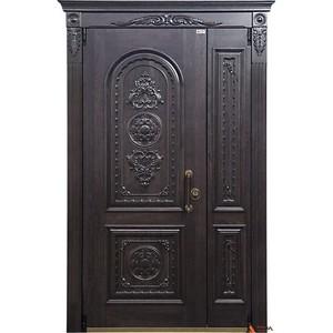 Входные двери «Двустворчатая дверь 6» в Саратове