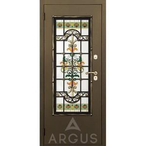 Входные двери «Двери Аргус с ковкой» в Саратове