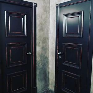 Межкомнатные двери «НЕОКЛАССИКА с патиной» в Саратове