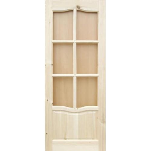 Межкомнатные двери «Эконом-2 (под покраску)»