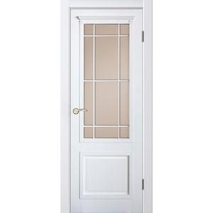 Межкомнатные двери «Классика со стеклом» в Саратове